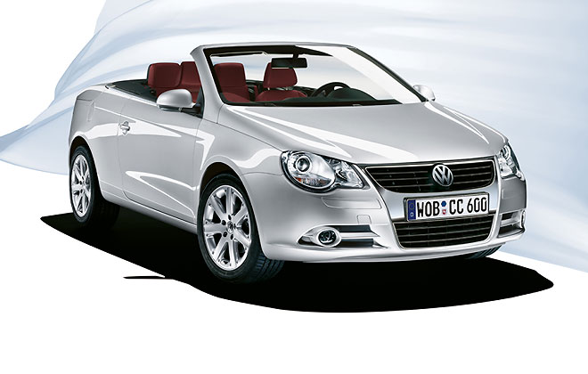 Volkswagen Eos s novým motorem