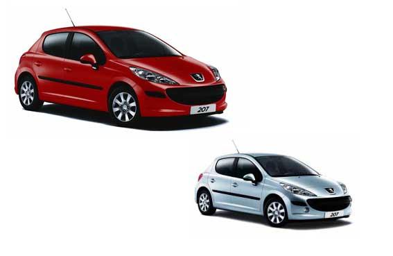 Peugeot 207 - další ocenění