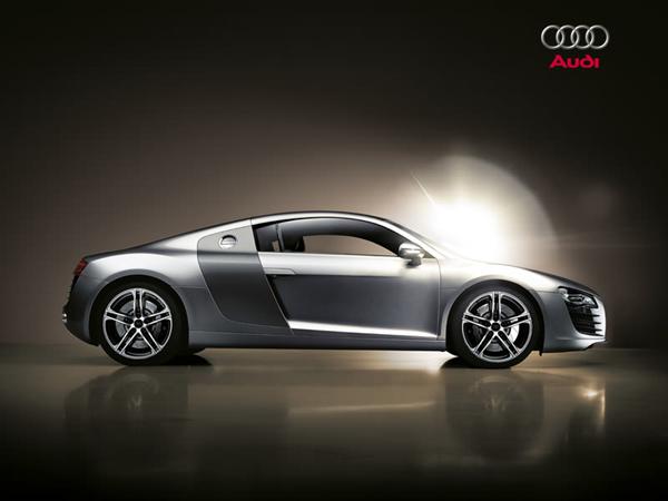 Audi R8: Auto roku 2007
