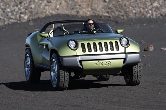 Představen Jeep Renegade
