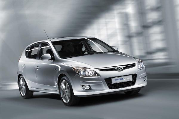 Hyundai i30 - Nejlepší produkt 2007