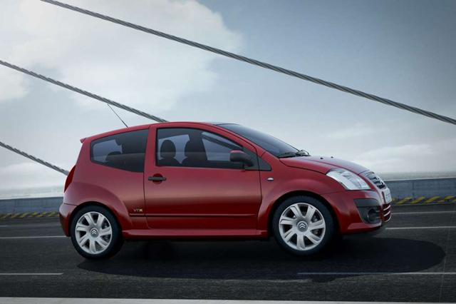 Nový Citroën C2