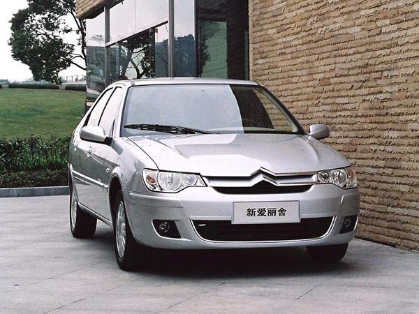 Citroën C-Elysée: nový model pro čínský trh