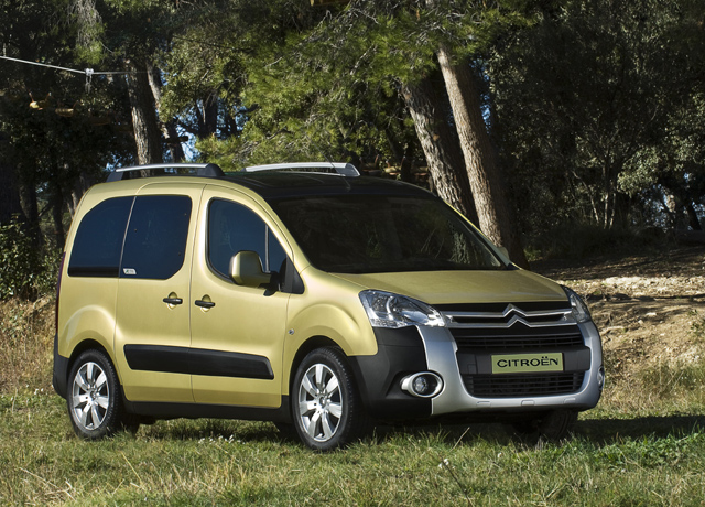 Nový Citroën Berlingo