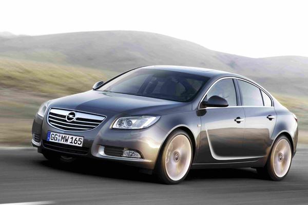 Opel Insignia: Nový designerský jazyk pro novou epochu