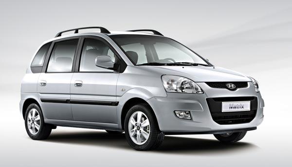 Hyundai Matrix - MPV s novým nábojem