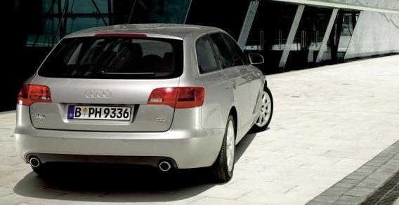 Vladimír Růžička si vybral Audi A6 Avant