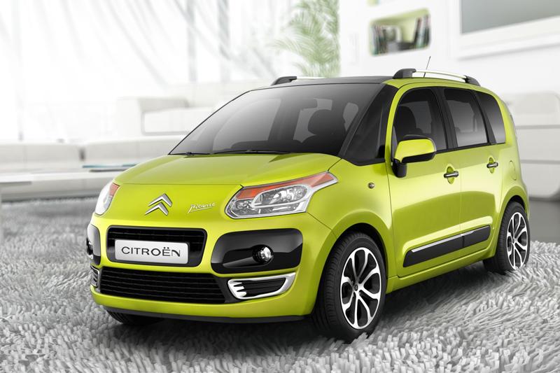 Nový model Citroënu C3 Picasso