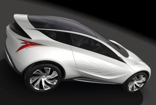 Mazda - koncept Kamazai