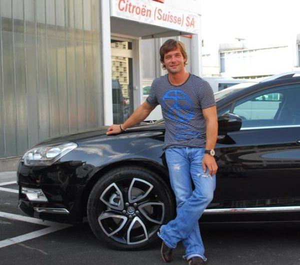 Neúnavný Sébastien Loeb