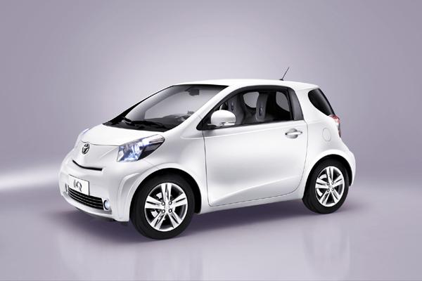 Tři zcela nové modely Toyota