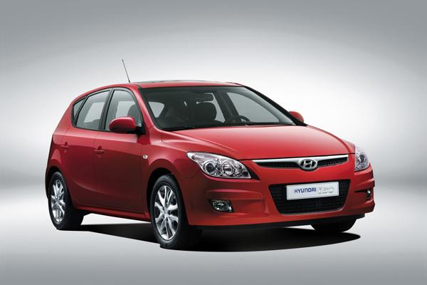 Hyundai i30 – 5* EURO NCAP