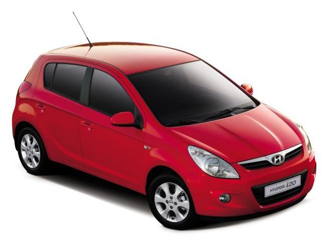 Nový Hyundai i20 a iX55