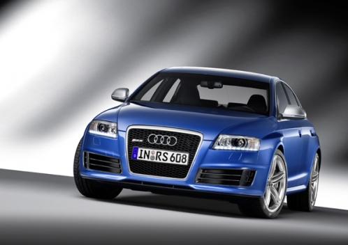 Nové Audi RS 6