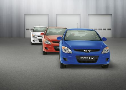 Hyundai i30 ji� �esk� auto