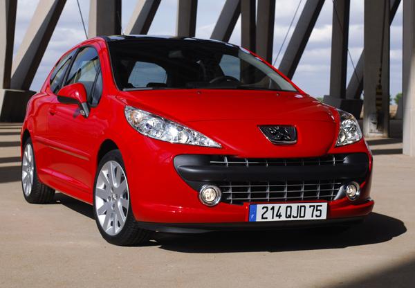 Peugeot tančí Stardance