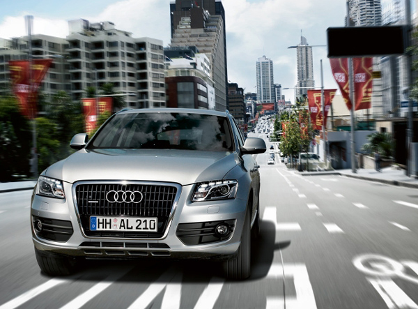 Audi Q5 získalo Zlatý volant