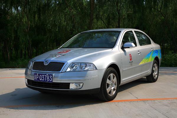 Vozy Škoda s předstihem recyklovatelné