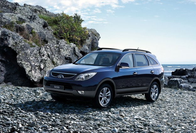 Nový Hyundai ix55 brzy na showroomech