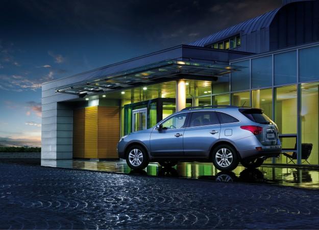 Nový Hyundai ix55