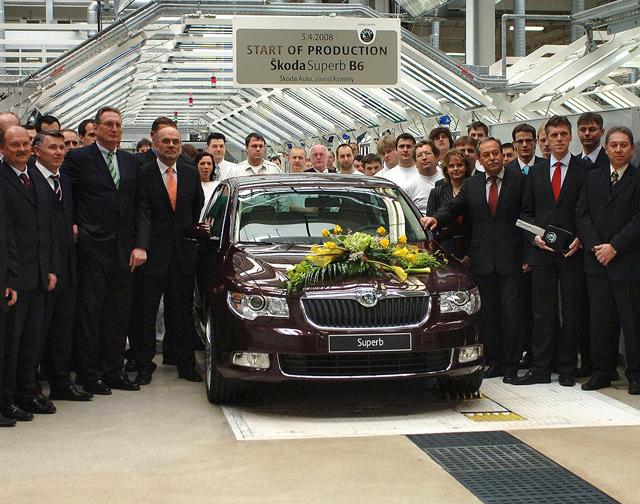 Prodeje Škoda Auto loni vzrostly, nejvíce modely Octavia a Octavia Tour