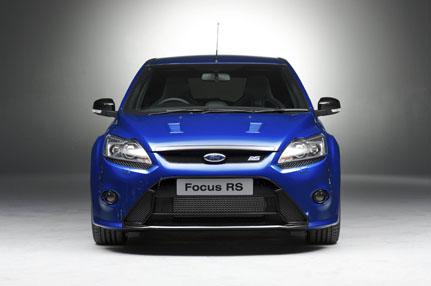 Ford Focus RS se již začal vyrábět!