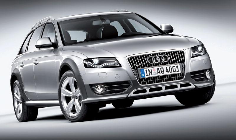 Audi A4 allroad quattro: vůz, který nezná hranic