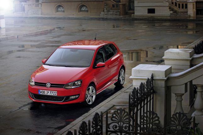 Pátá generace modelu Polo