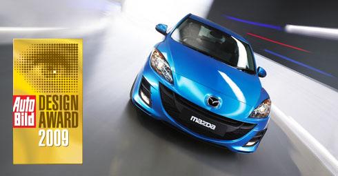 Mazda3 - Nejkrásnější auto světa 2009