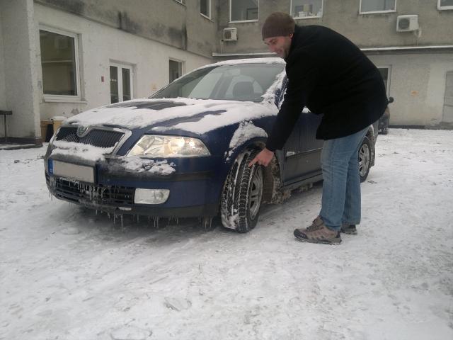 Jak se vám jezdí v zimě, aneb význam zimních pneumatik