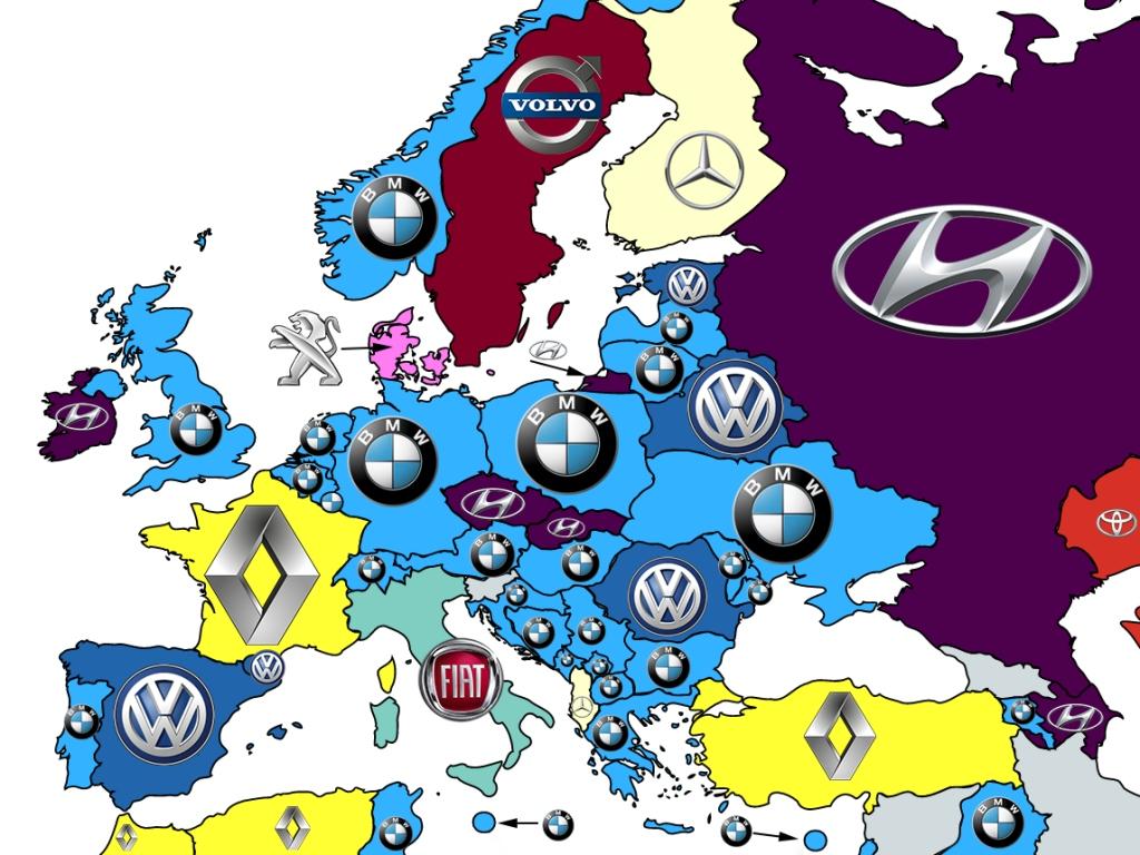 Jaká automobilová značka je nejhledanější? Co hledají Češi?