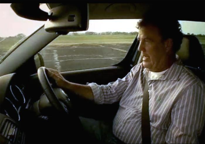 Jeremy Clarkson v Top Gears: Škoda Yeti je nejlepší auto!