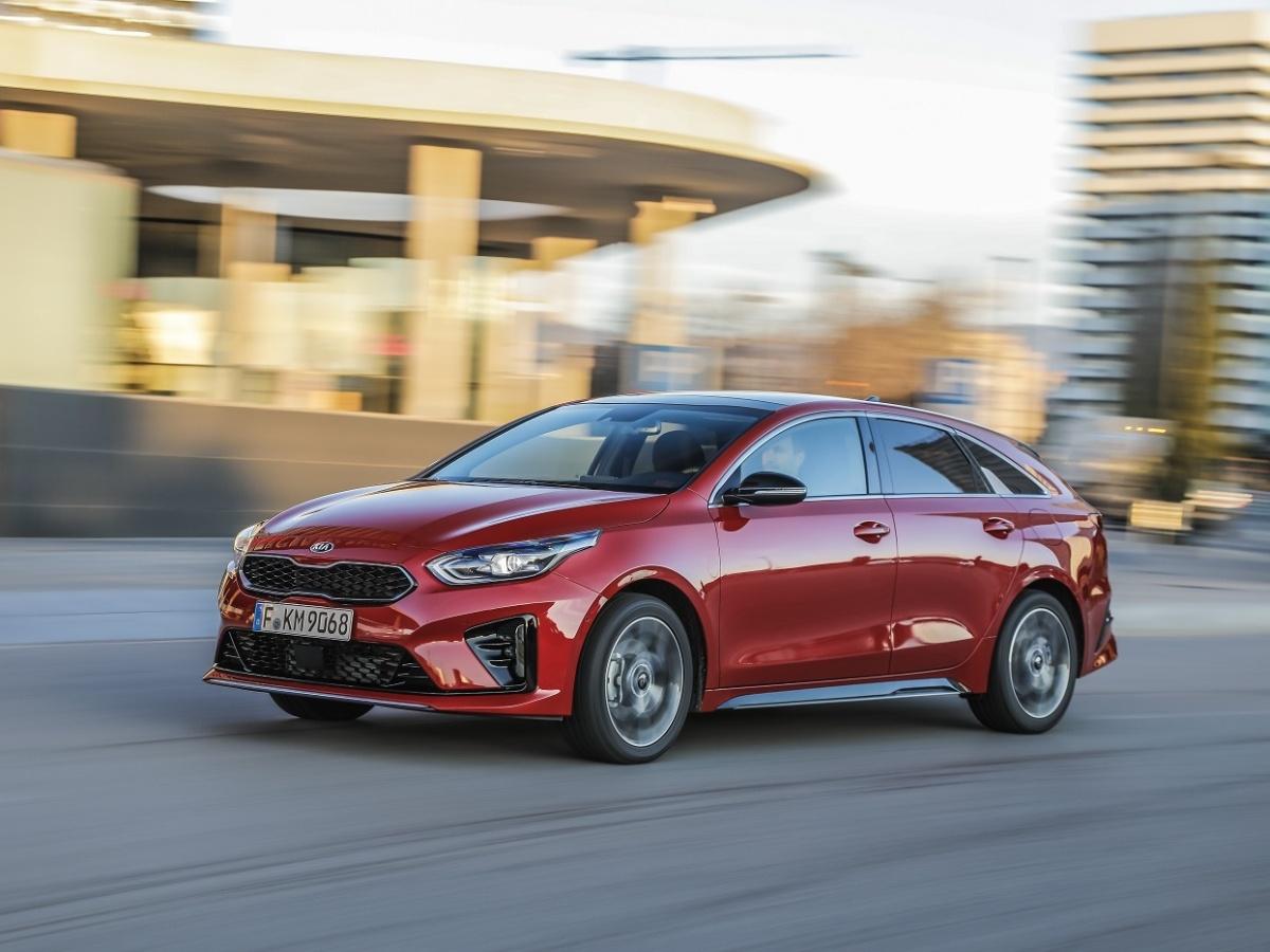 Kia ProCeed rozšiřuje nabídku pohonných jednotek