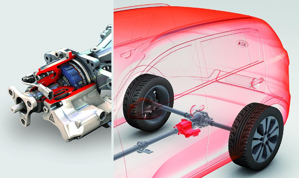 Kia Sportage dostane nový systém pohonu všech kol