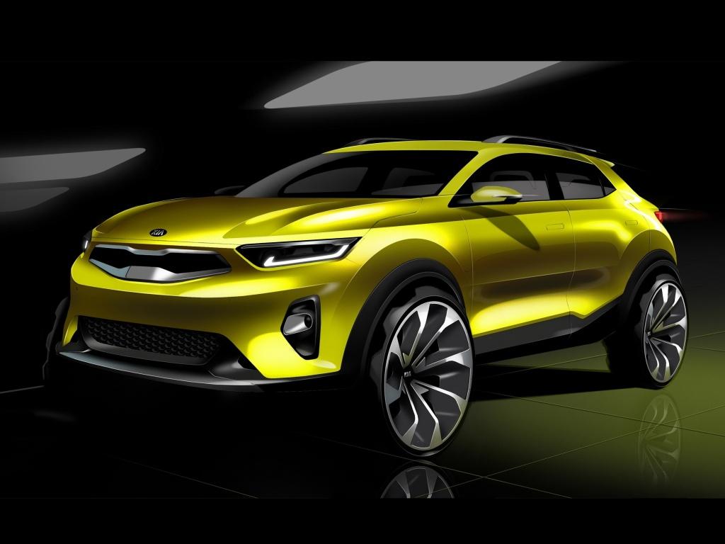 Malý crossover Kia Stonic bude v prodeji ještě letos