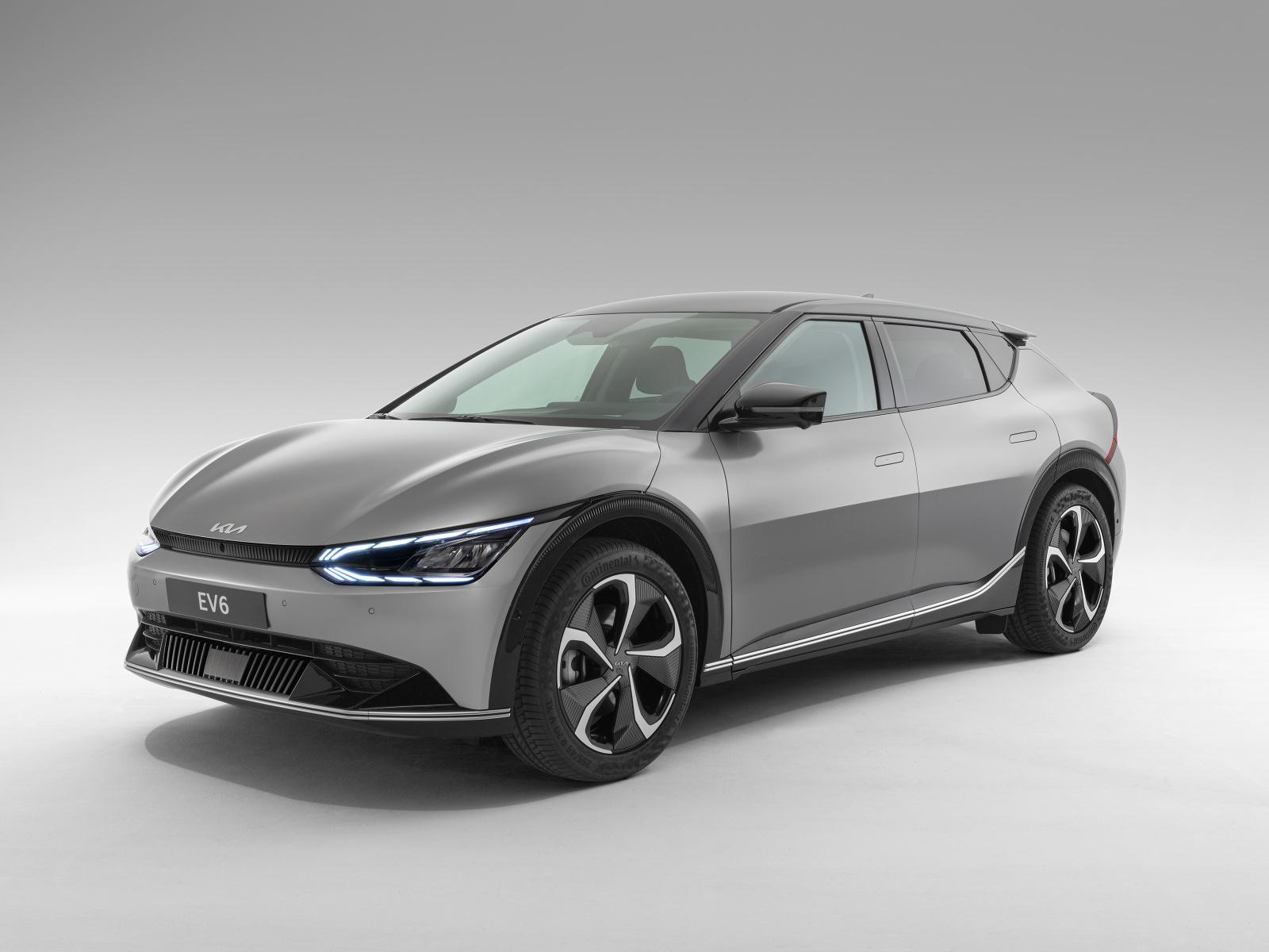 Kia zahajuje předprodej modelu EV6 v České republice