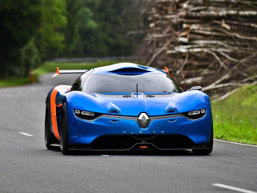 Velký návrat Renaultu Alpine