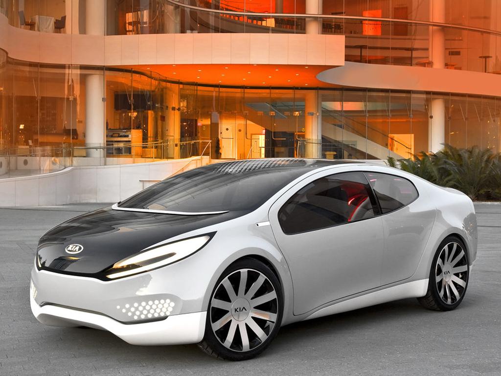Koncept Kia ´Ray´ má spotřebu 1,4 l/100 km