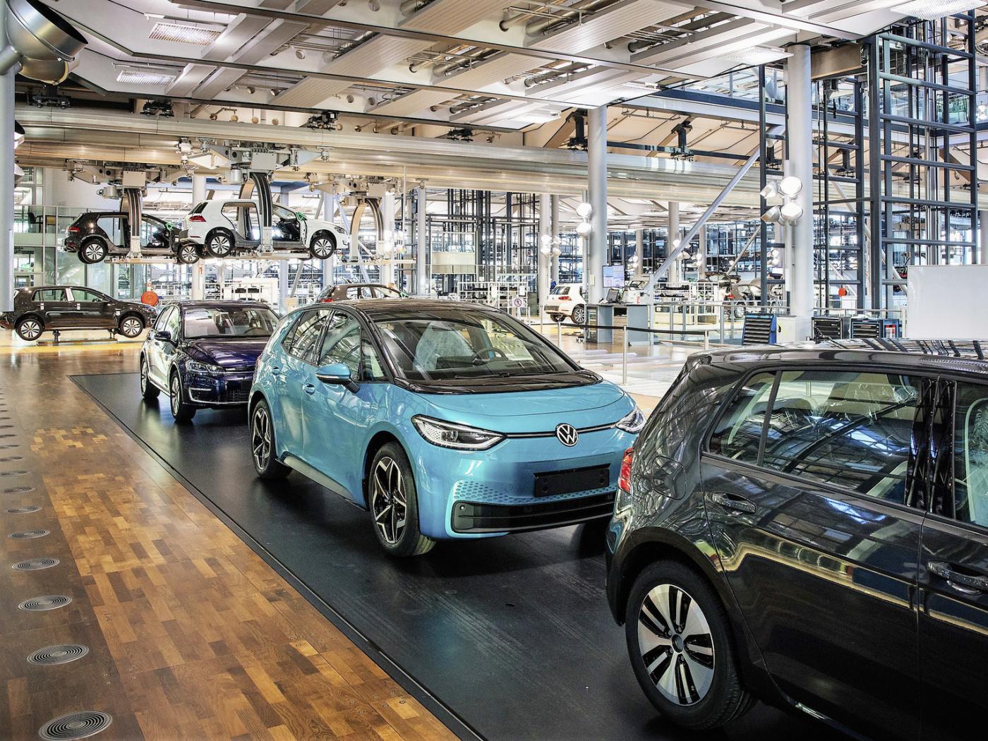 Konec Volkswagenu e-Golf je tady. Nahradí jej model ID.3
