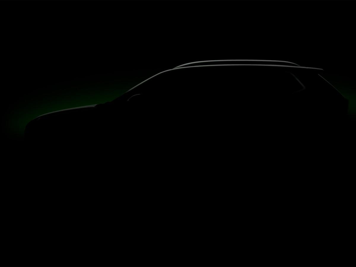 Kushaq bude nové SUV od Škody pro indický trh