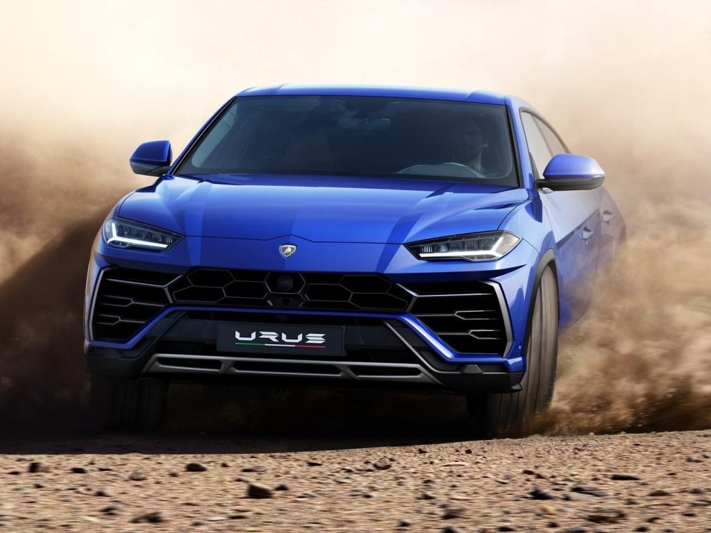 Lamborghini Urus - pekelné SUV je realitou, stovku umí za 3,6 s