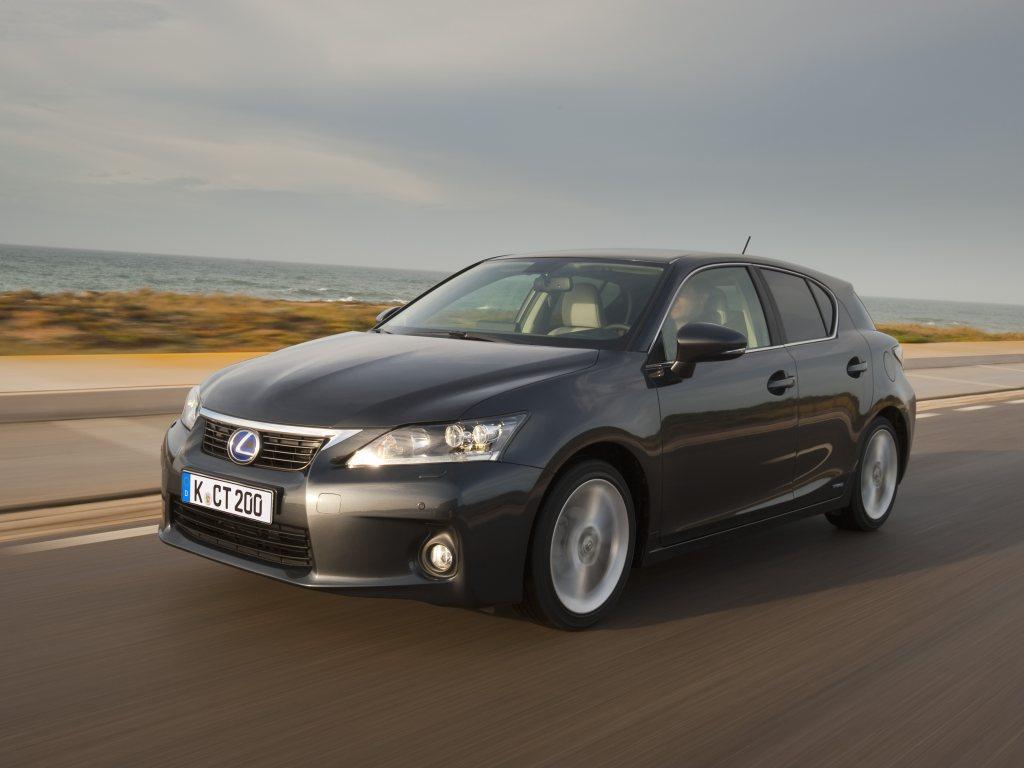 Lexus již prodal přes půl milionů hybridů