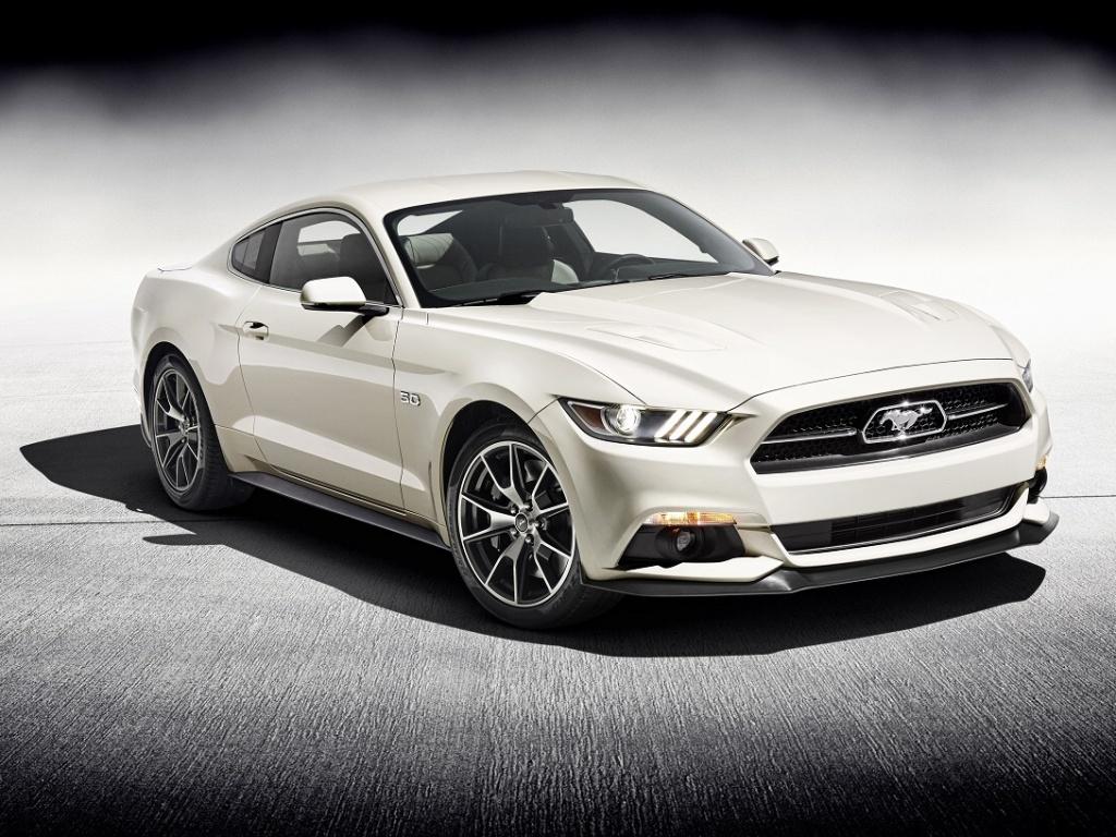Limitovaná série Fordu Mustang bude v 1964 exemplářích
