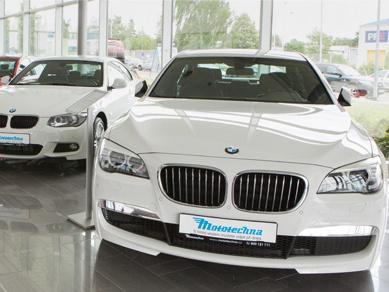 Luxus z AAA Auto pod názvem Mototechna Premium