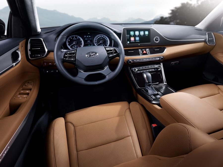 Luxusní sedan Hyundai Grandeur se vrací pod jménem Azera