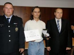 Ostravského taxikáře ocenila Česká pojišťovna titulem Gentleman silnic