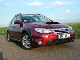 Test: Subaru Impreza XV - 2,0 D