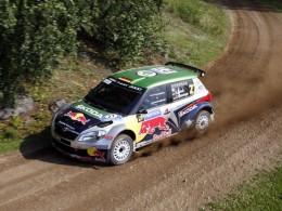 Red Bull Škoda jede na Německou rally bojovně naladěn
