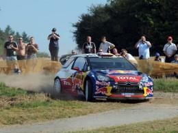 Sébastien Loeb zůstává u Citroënu