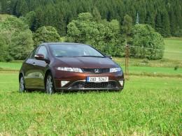 Test: Honda Civic 5D - UFO na konci kariéry